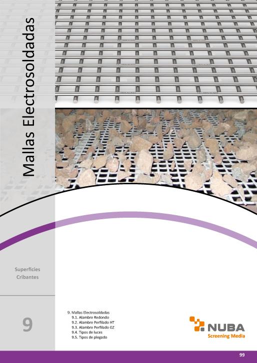 Descarga el Catálogo de Talleres Núñez en PDF de Mallas Electrosoldadas